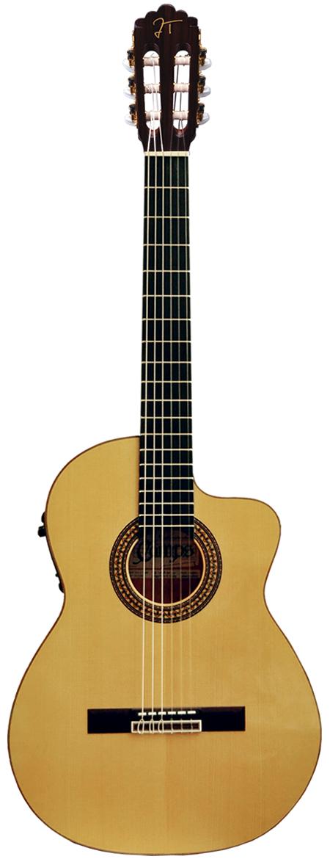 Guitarras Cutaway José Torres